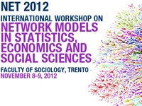 Network models in statistics, economics and social science